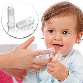 Escova de dentes infantil...